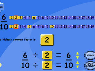 Simplifying Fractions Step-by-Step