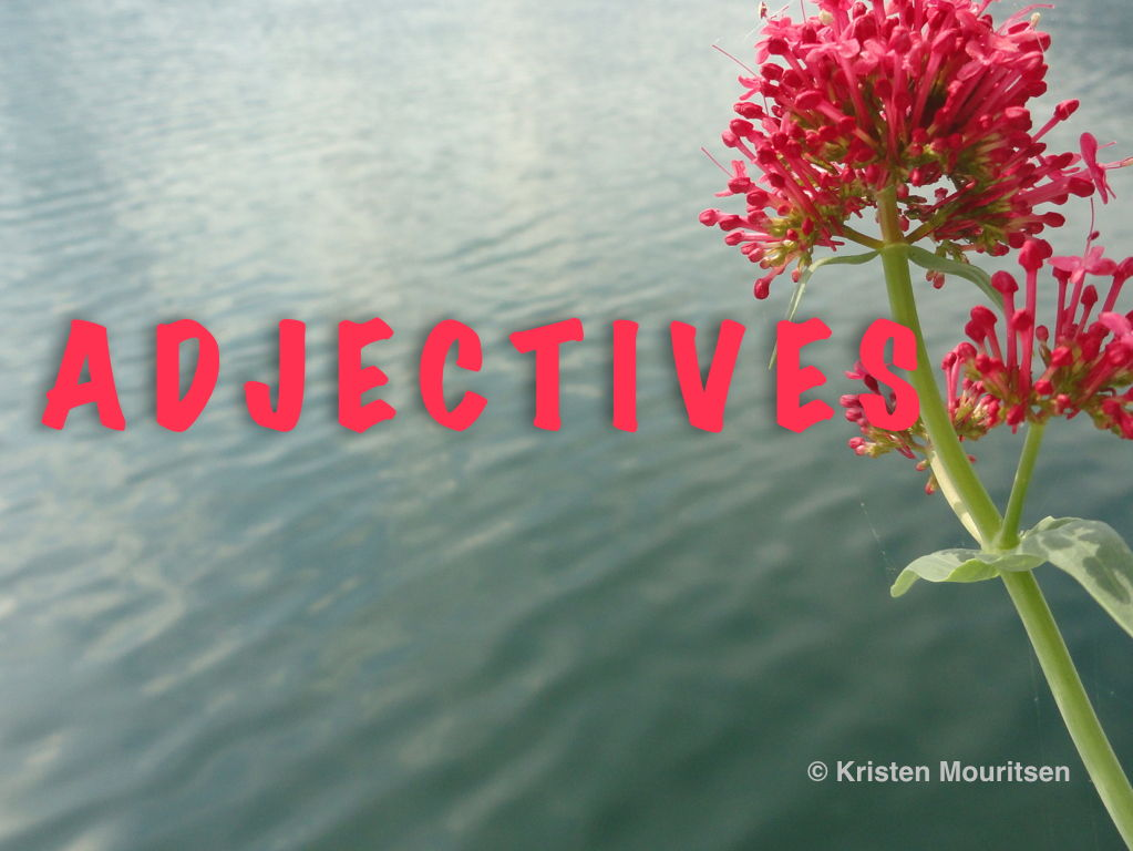 Adjectives - a Big Picture bundle!