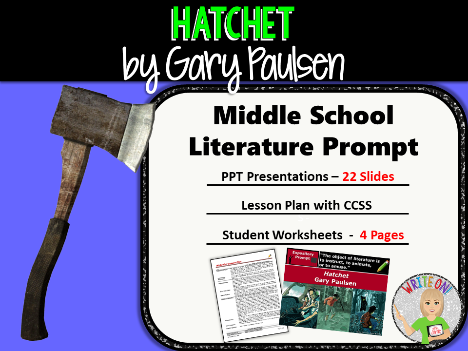 hatchet by gary paulsen essay Hatchet by gary paulsen hatchet chapter summaries/objective tests/ answer keys is a 32-page, two component resource for teaching gary paulsen's 1988 newbery honor book hatchet chapter summaries: the chapter summaries are presented in bulleted format for quick reference.