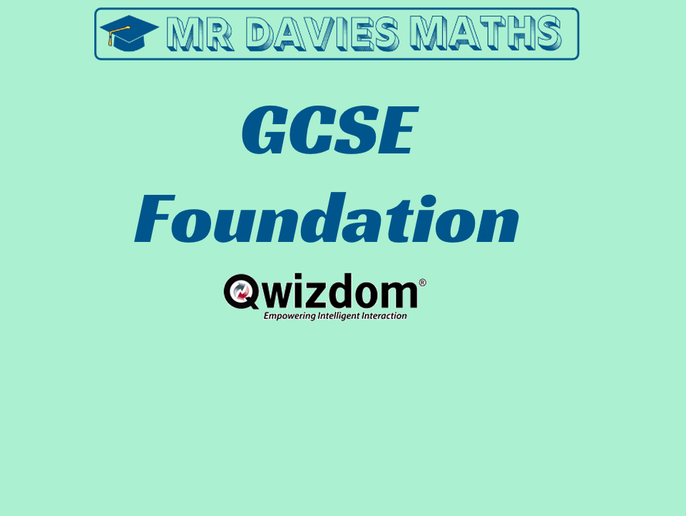 Ultimate GCSE Maths Revision Quiz bundle. Foundation and Higher Power-points