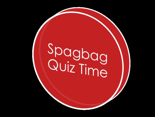 Bumper bundle of Spagbag quizzes