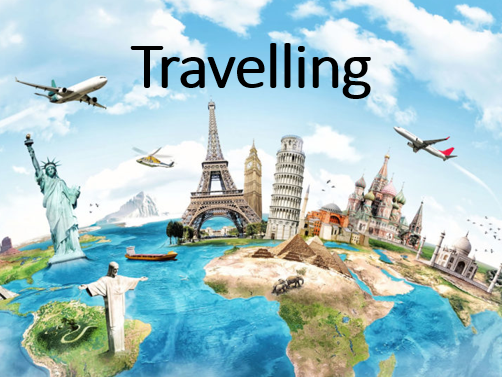 ESL Travelling and Holidays Lesson