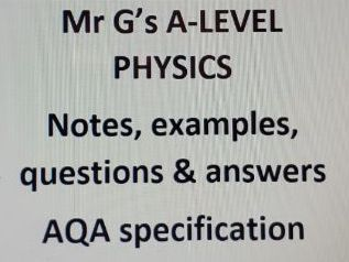 3.2.2.1 The photoelectric effect (AQA)