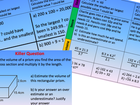 Estimation Lesson