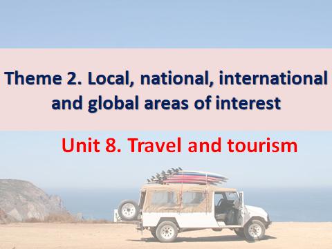 GCSE Spanish. Travel and tourism. Vacaciones