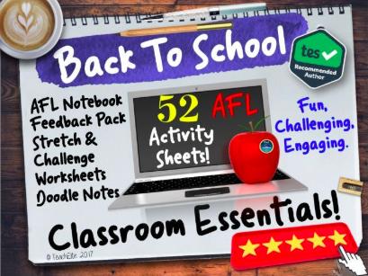 AFL: Classroom Essentials