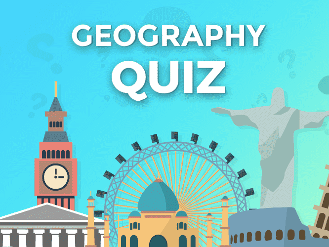 Quick Christmas Geography Landmark quiz