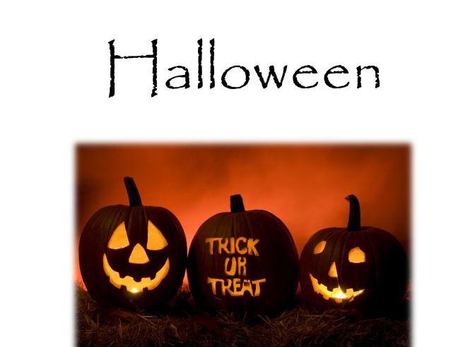 Halloween ESL