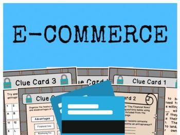 E-commerce - Escape Room