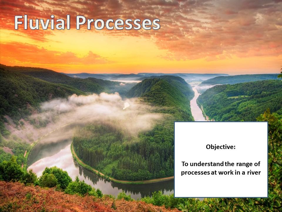 River Processes