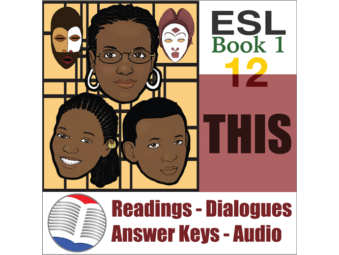 ESL Readings & Exercises Book 1-12