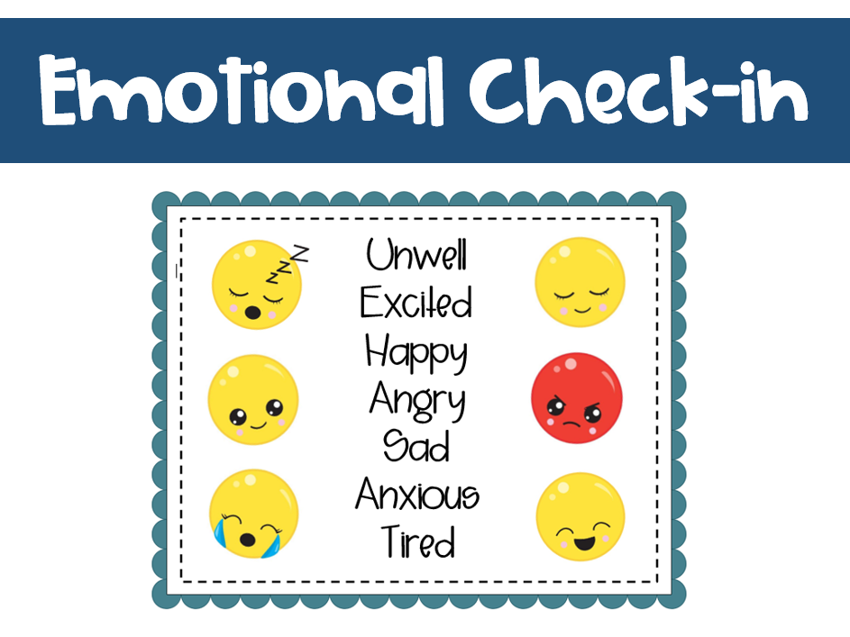 Emotional Check-in