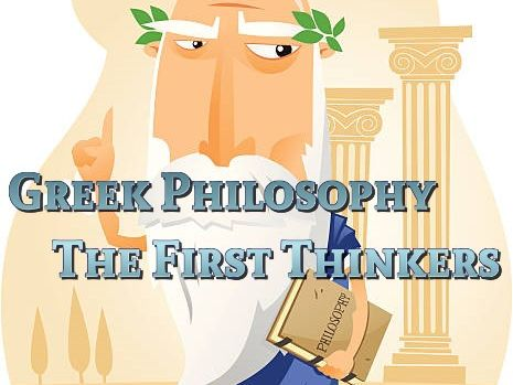 Greek Philosophy, the First Thinkers - The Ancient Greeks Audio Series
