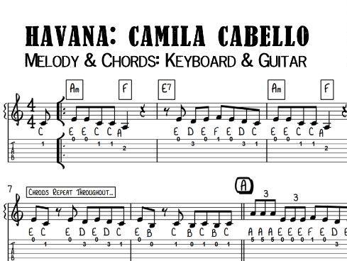 Havana - Classroom Performance