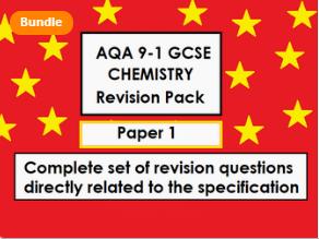 NEW (9-1) AQA GCSE CHEMISTRY TOPIC 5 PPT