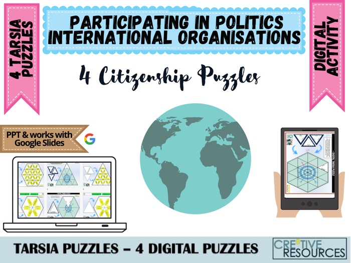 Participation in Society - International Organisations Digital Activity