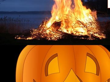 Halloween and Bonfire night - Assembly / Class resource pack