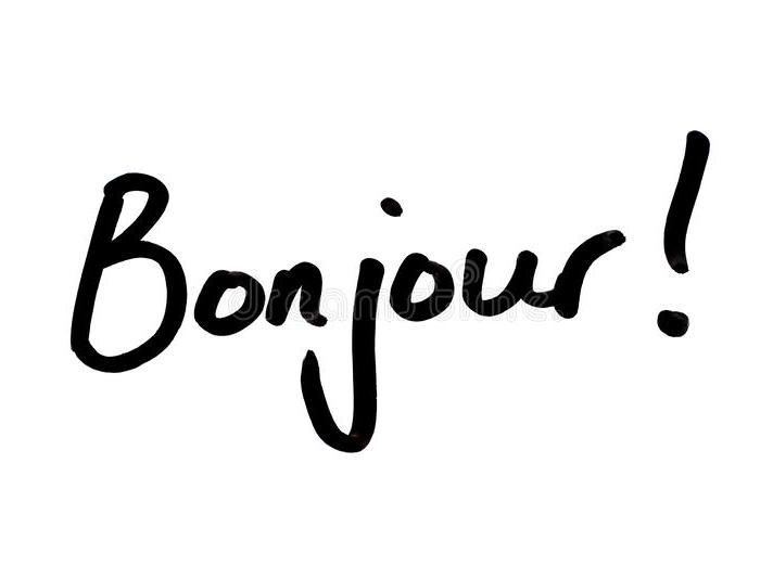 French Greetings Worksheet