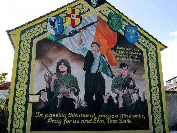 Presentation on Catholic Church and Conflict in NI (A Level Politics & Government / History)
