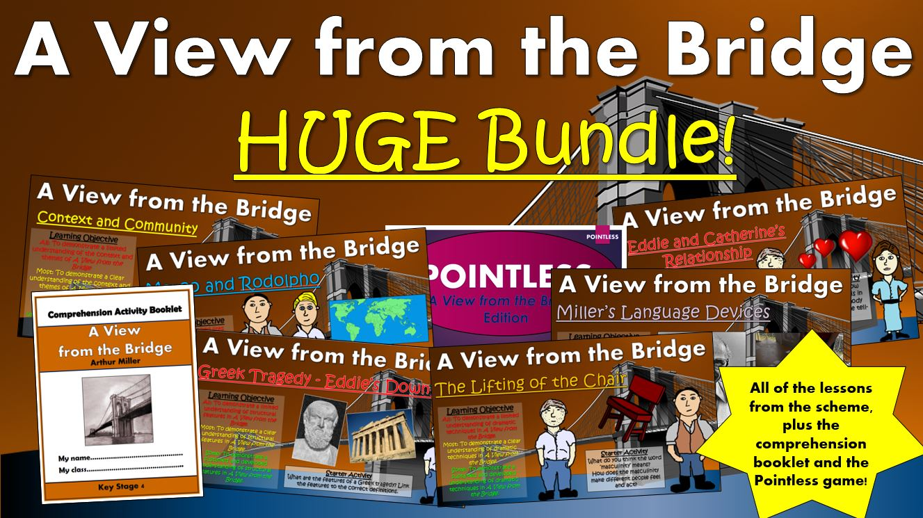 A View from the Bridge Huge Bundle!