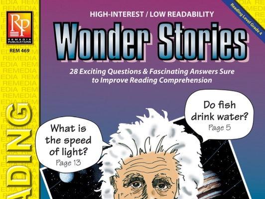 Wonder Stories (Reading Level 4)
