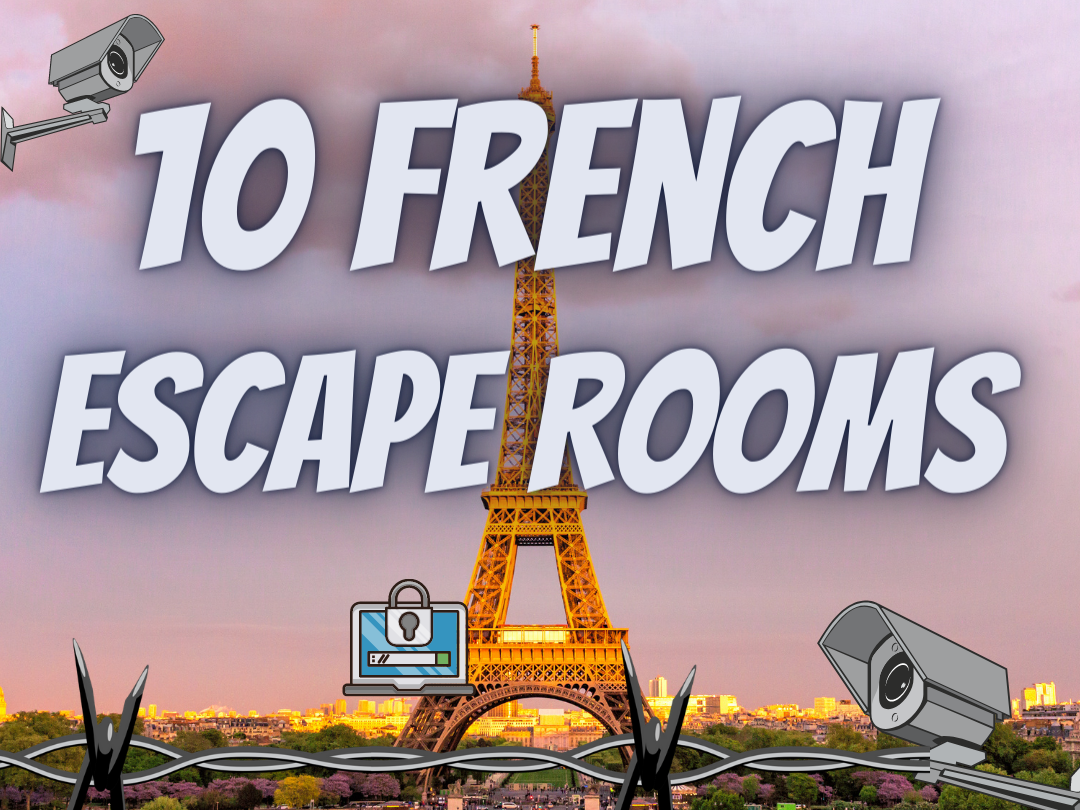 French Escape Rooms