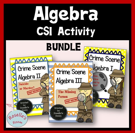 CSI Algebra Bundle
