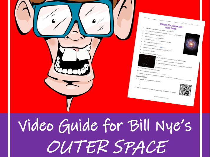 Bill Nye the Science Guy - OUTER SPACE (Video Guide)