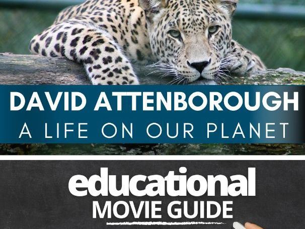 David Attenborough: A Life on our Planet | Educational Movie Guide | Profits Donated