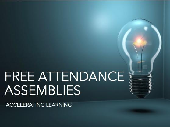 KS2 Example Attendance Assembly