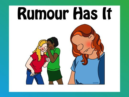 Rumour Has It