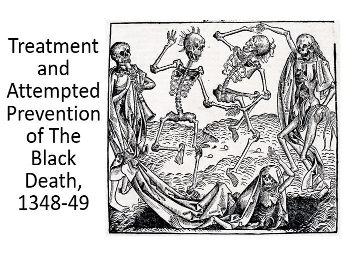 Black Death: Treatment and Prevention