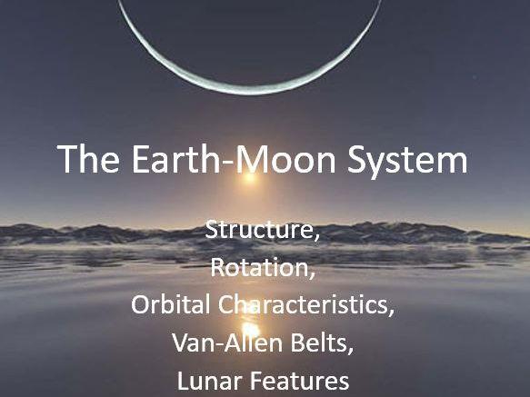 Physics - Celestial Objects - The Moon