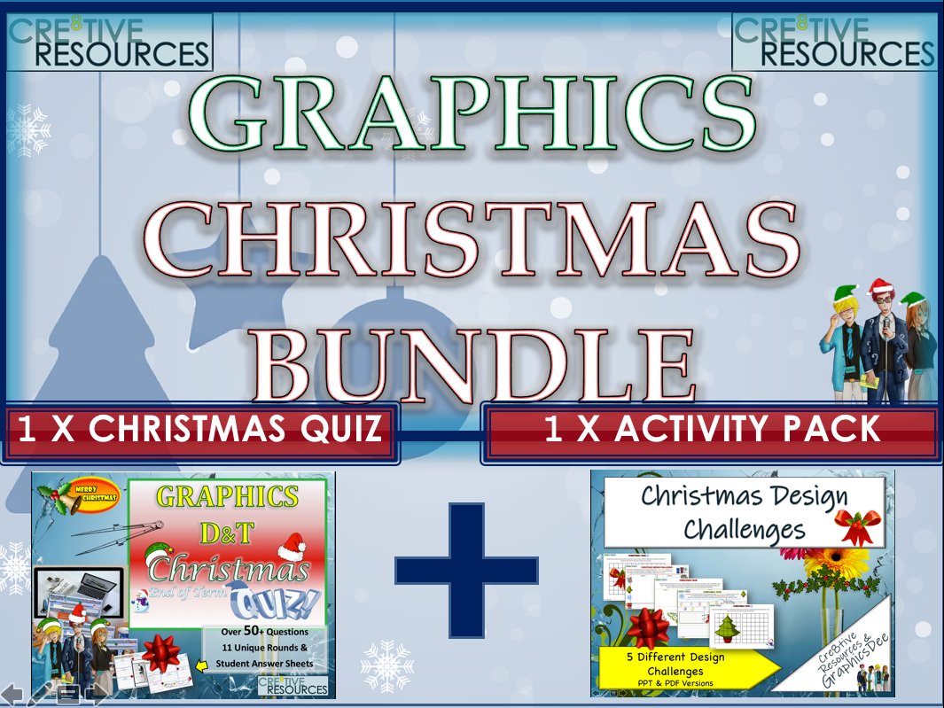 Graphics Christmas 2019 Activities