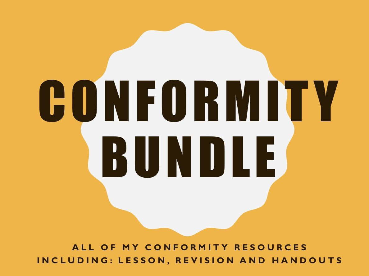 Conformity Bundle