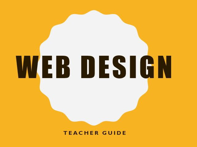 Easy KS2 web design unit with easy to master software and no need for email addresses