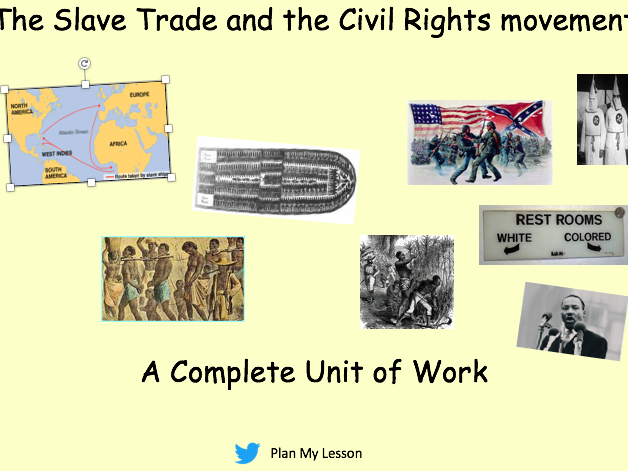 slavery civil rights movement The civil rights movement: an eyewitness history by sanford wexler uses speeches, articles, and other writings of those involved to trace the history of the civil rights movement in the united states, primarily from 1954 to 1965.