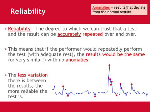 Advantages / disadvantages of fitness tests - Unit 1 - BTEC Sport
