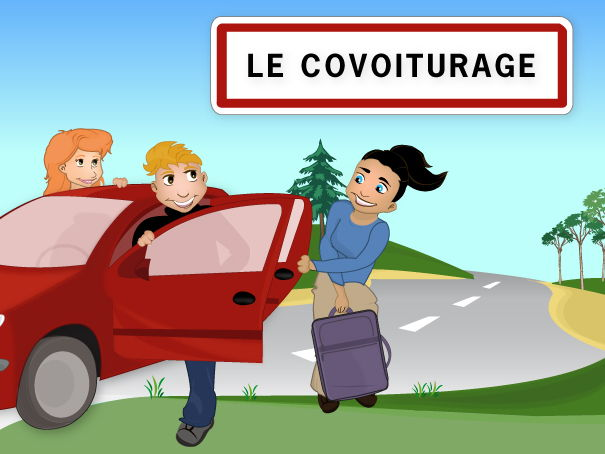 GCSE Comprehension ecrite sur l'environnement: le co-voiturage