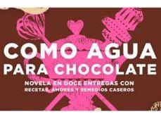 (SpanishXP01) Exemplar Response - Como Agua Para Chocolate by Esquivel - (35/40)