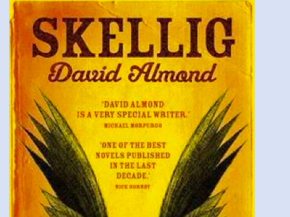 'Skellig' - David Almond -Lesson 21 - Chapters 17 and 18 - Year 6 or lower KS3