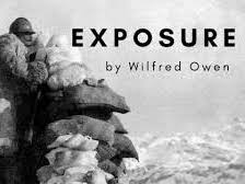 GCSE ENGLISH LITERATURE assessment sheet lesson plan EXPOSURE WILFRED OWEN