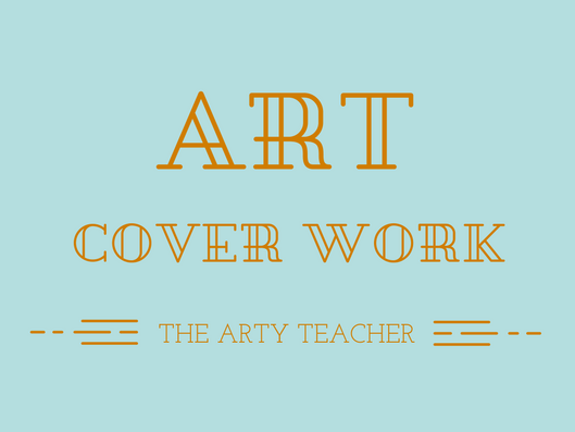 Art Cover Work Lesson Bundle - worth £18!