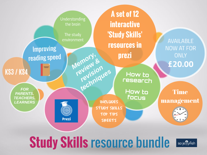 study skills programme by ibounceback