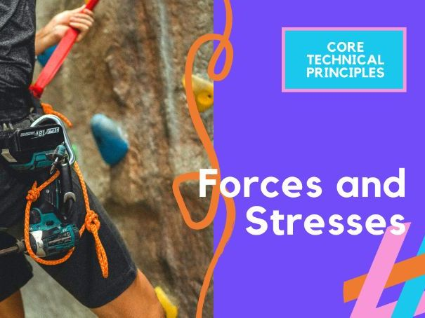 Forces and stresses - PPT GCSE
