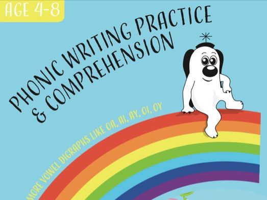 Writing And Comprehension Practice: Zoggy At The Party (4-8 years)