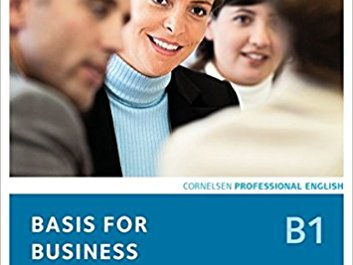 Vocabulary Tests for Basis for Business B1 from Cornelsen