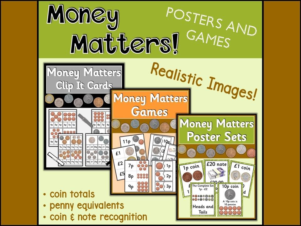 Money Matters Bundle