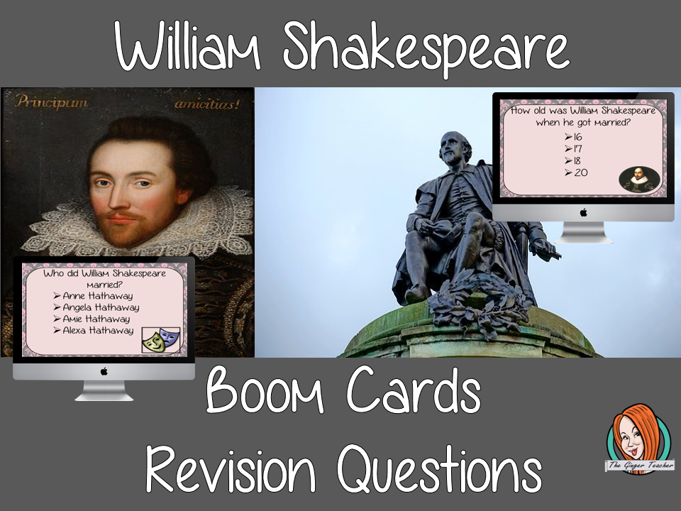 William Shakespeare Revision Questions