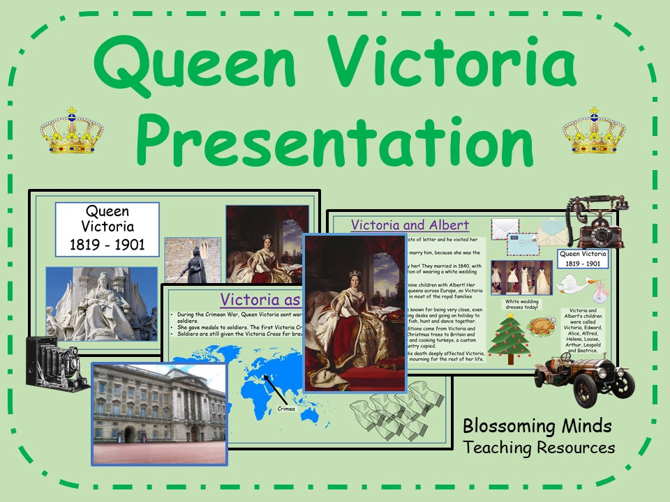 Queen Victoria Presentation